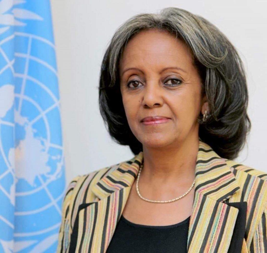 Sahle-Work Zewde, première femme présidente de l'Ethiopie