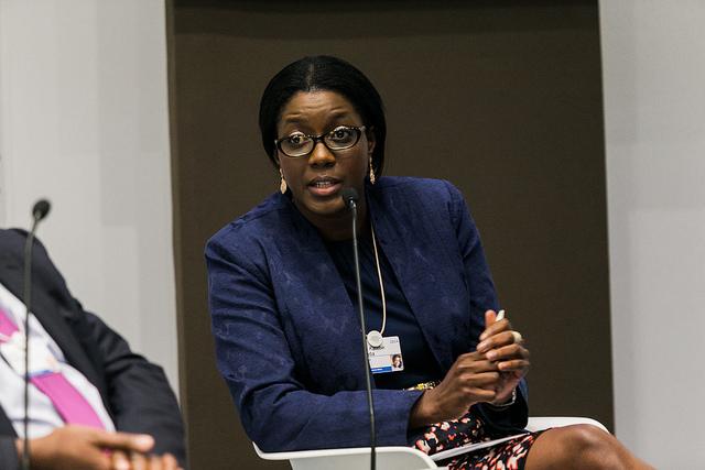 Monica Musonda, l'ex avocate de Dangote devenue entrepreneure à succès