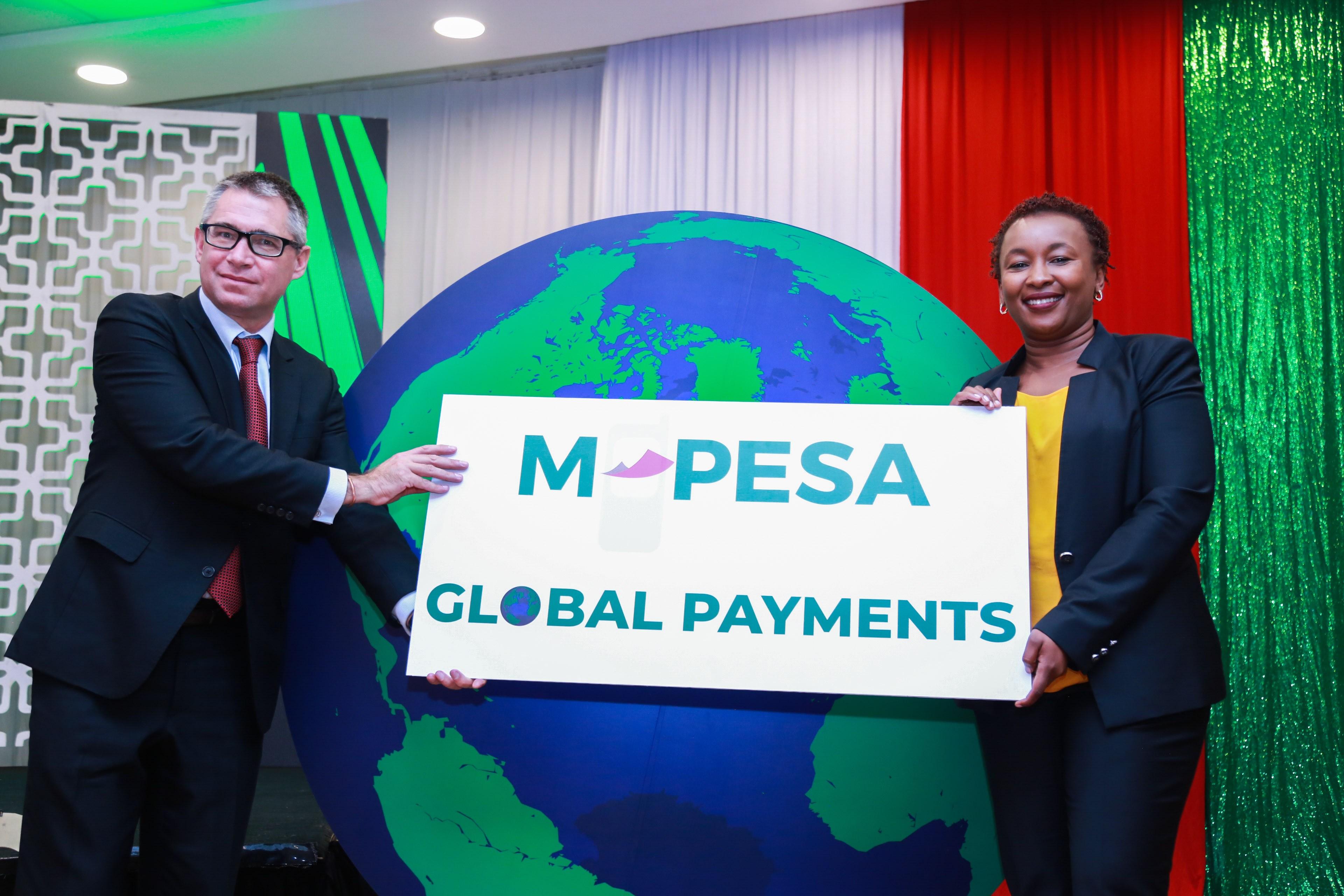 Kenya m pesa s étend au monde entier via western union african