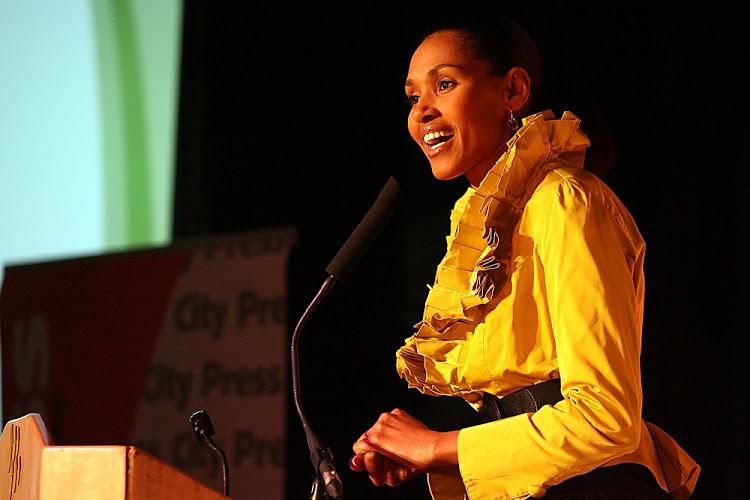 Afrique du Sud : Peggy-Sue Khumalo, l'ancienne Miss devenue puissante banquière d'affaires