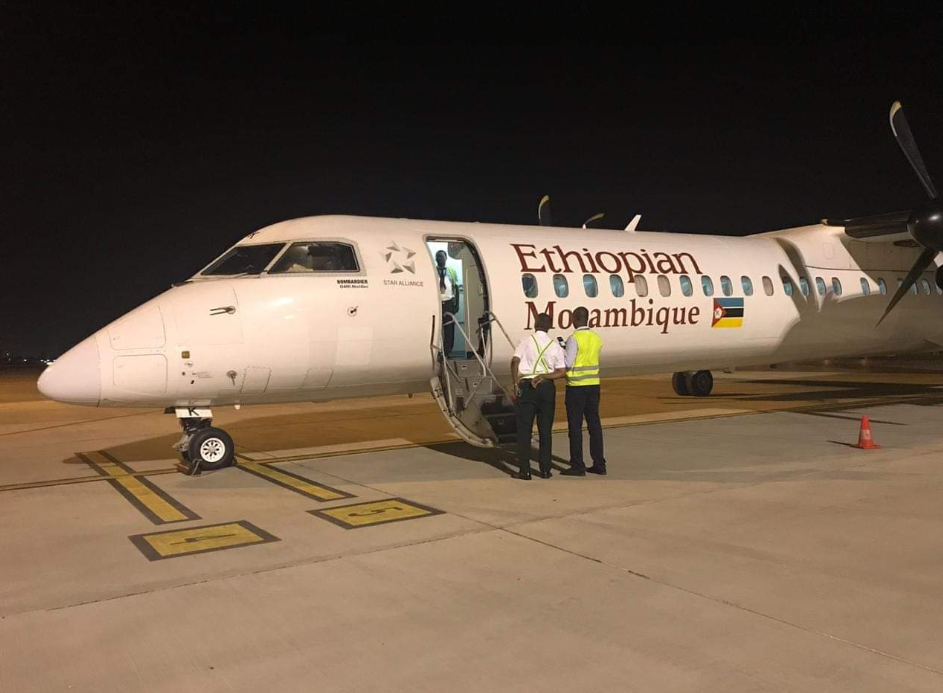 Mozambique: lancement des vols d'Ethiopian Mozambique Airlines