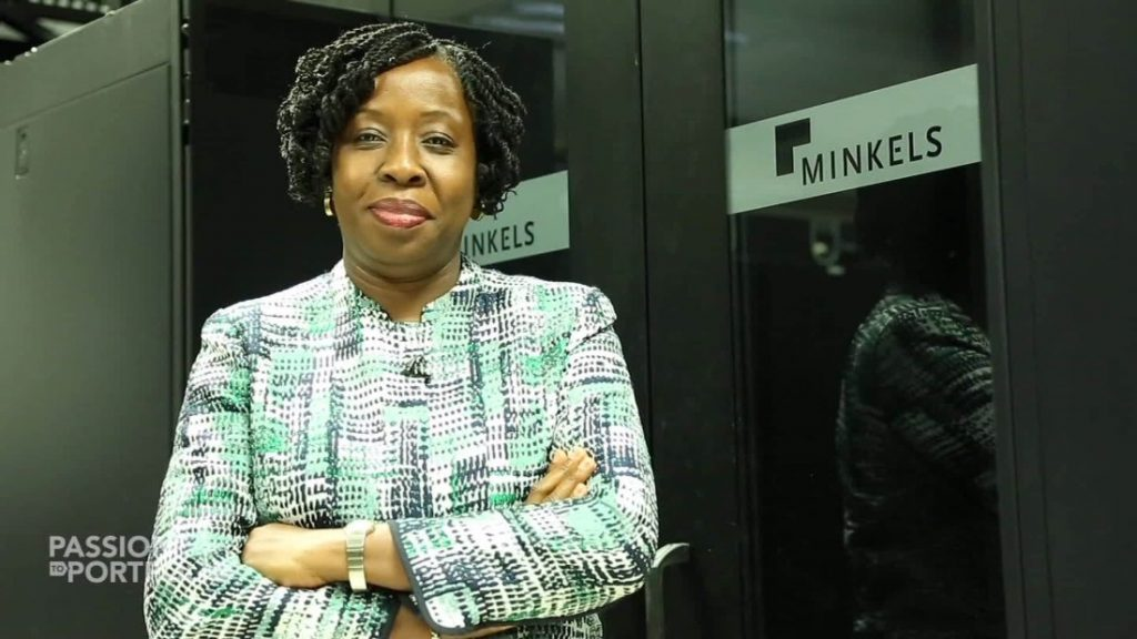 Data Center Dynamics : la nigériane Funke Opeke élue « Business leader of the year »