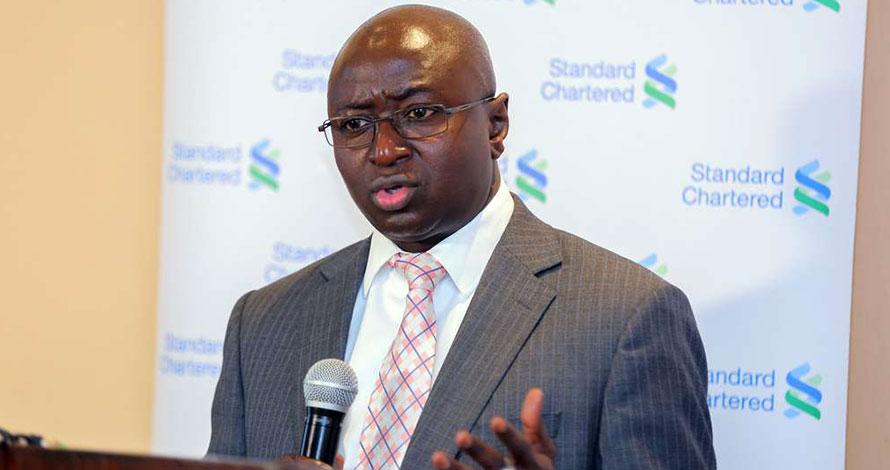 Le gambien Lamin Manjang nommé CEO de Standard Chartered Bank Nigeria et Afrique de l'Ouest