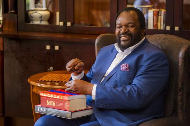 James Makamba, le pionnier des télécommunications qui va conseiller la princesse d'e-Swatini