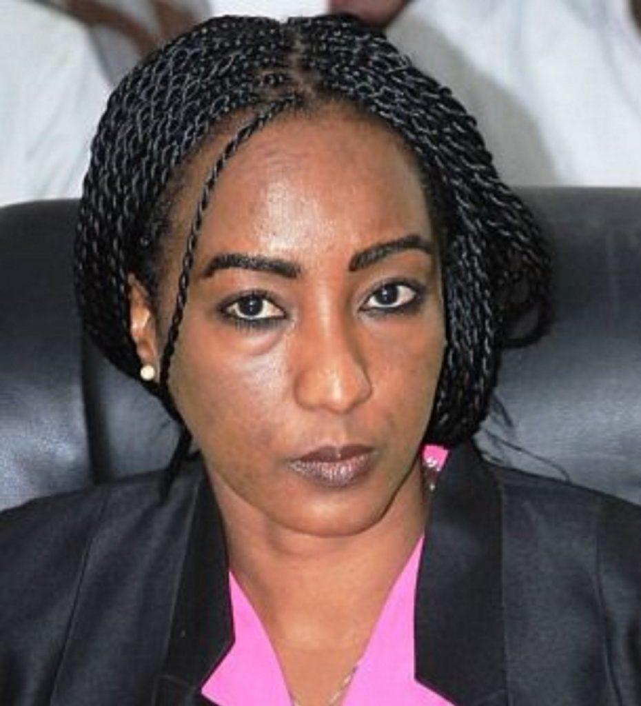 Tchad: Aziza Mariam al–Bachir, 40 ans, première femme nommée ministre du pétrole et de l'énergie