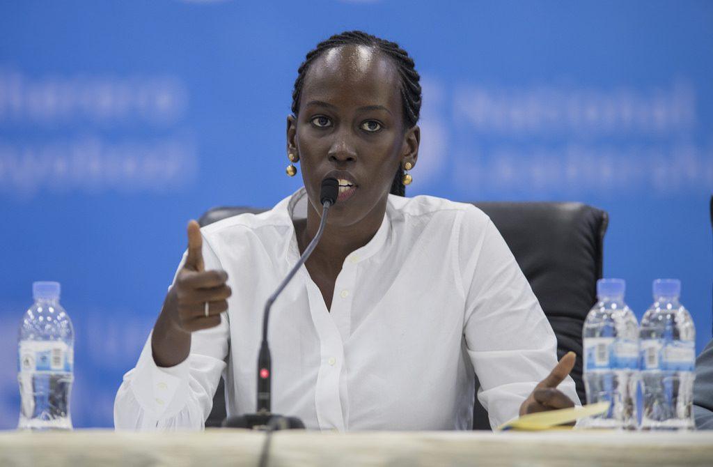 Rwanda: Faith Keza, 26 ans, experte des TIC, nommée au Rwanda Development board