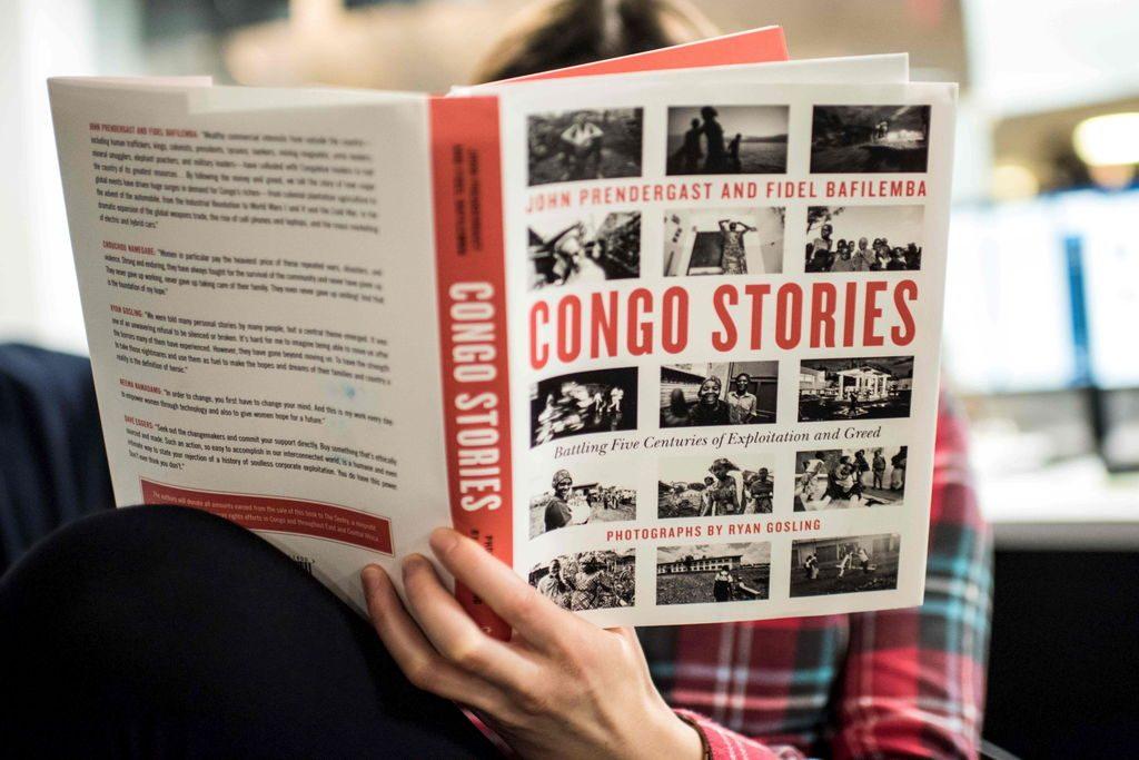 «Congo Stories » désigné meilleur livre d'Amazon du mois de décembre