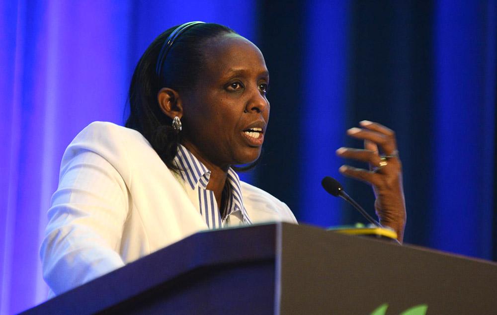 USA: Agnes Kalibata lauréate du prix le plus prestigieux de l'Académie nationale des sciences
