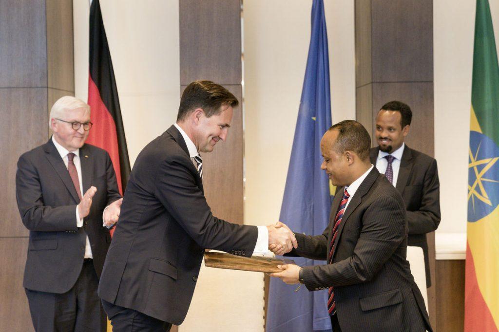 Volkswagen va ouvrir une usine d'assemblage de véhicules en Éthiopie