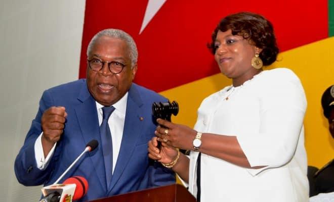 Togo: Yawa Djigbodi Tségan, première femme élue présidente de l'Assemblée nationale