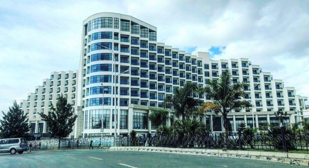 Ethiopian Skylight Hotel, le premier hôtel 5 étoiles d'Ethiopian Airlines