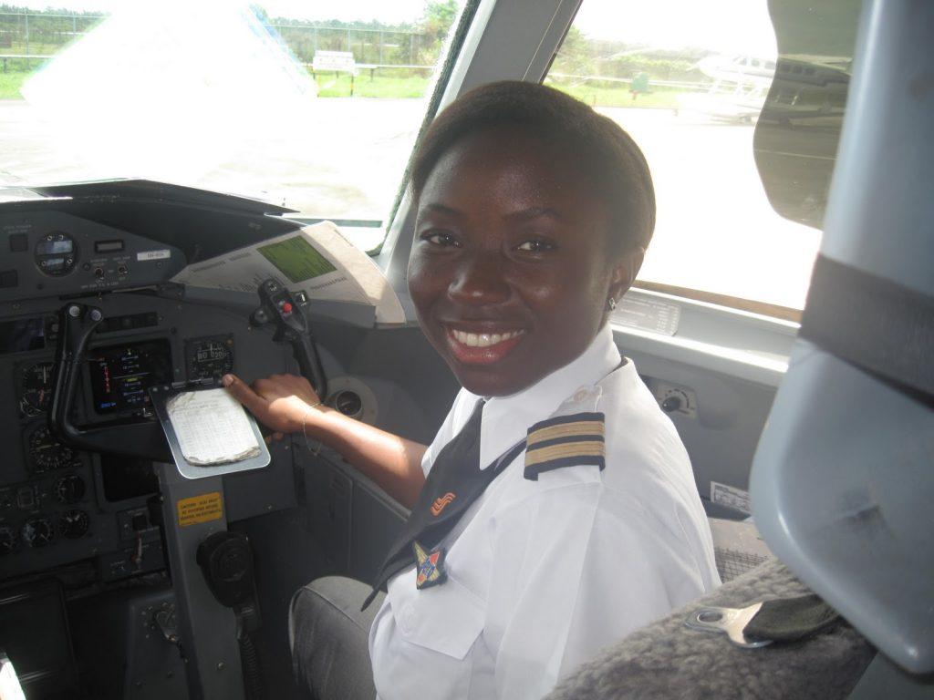 Nigeria: Imoleayo Adebule, 30 ans, 2ème femme et plus jeune pilote en chef de l'histoire de l'aviation