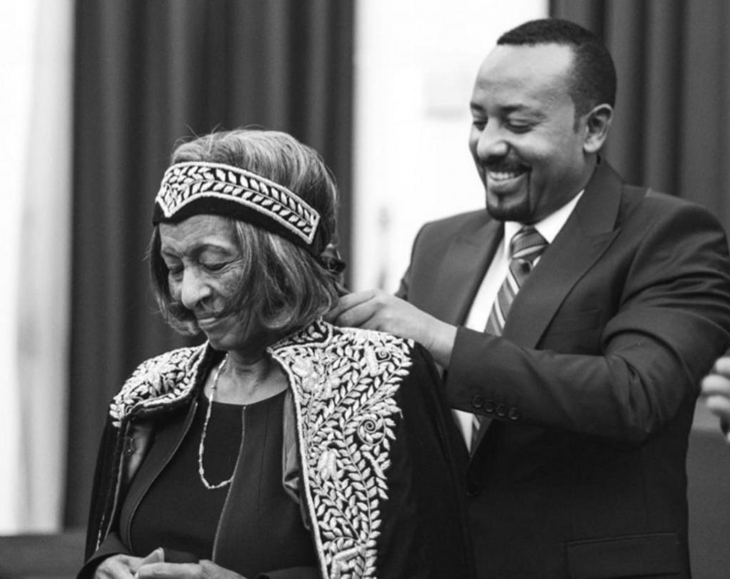 Ethiopie: Konjit SineGiorgis, la plus ancienne diplomate en Afrique honorée