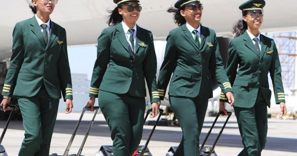 Ethiopian Airlines va de nouveau organiser un vol avec un personnel exclusivement féminin