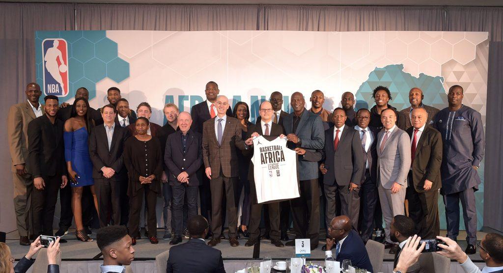 Basket-ball: La NBA va lancer en Afrique sa première compétition hors USA