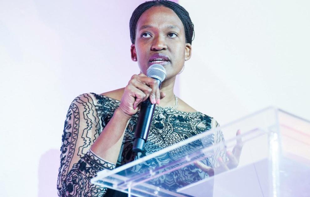 Mpumi Zikalala nommée Managing Director de De beers Group Managed, la nouvelle entité du géant minier