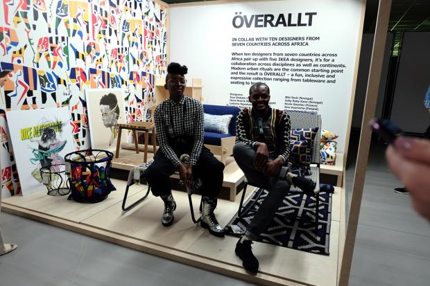 Överallt, la première collection d'IKEA made in Africa