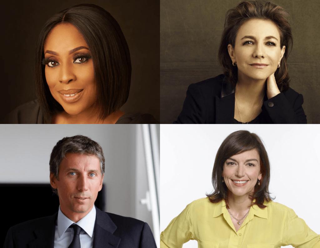 Cannes: Mo Abudu parmi les 4 lauréats de la médaille d'honneur du MIPTV