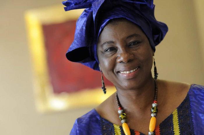 Isatou Touray, nouvelle vice-présidente de la Gambie