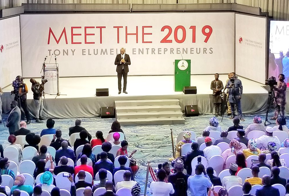 Fondation Tony Elumelu: 3 050 candidats retenus pour 2019