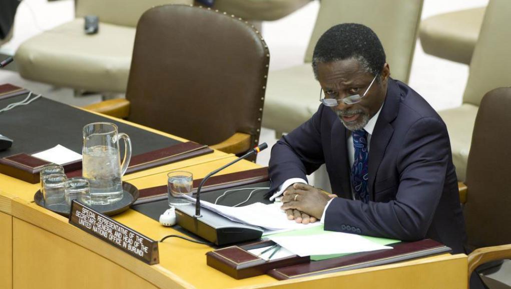 ONU: le gabonais Parfait Onanga-Anyanga nommé envoyé spécial pour la Corne de l'Afrique