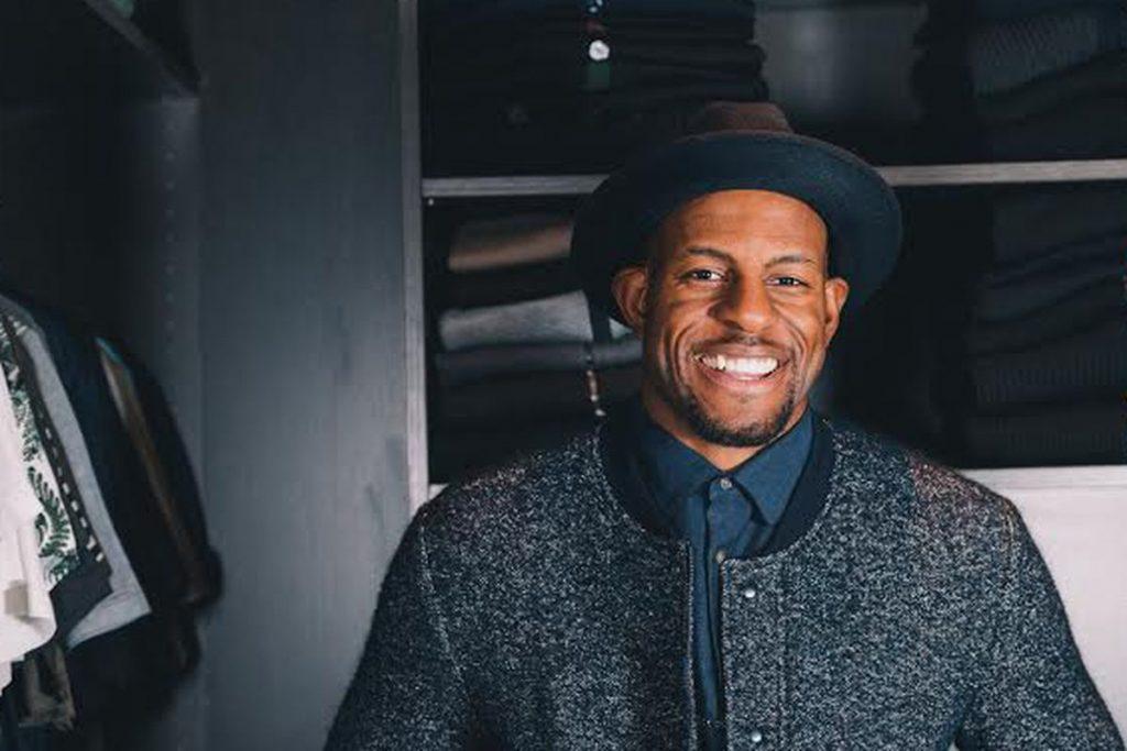 NBA: Andre Iguodala, joueur des Warriors de Golden State, rejoint le conseil d'administration de Jumia