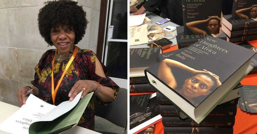Lancement de la nouvelle anthologie «New Daughters of Africa »