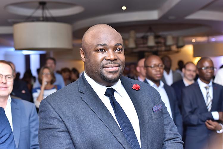Eric Kalala, nouveau directeur général de Bolloré en RDC