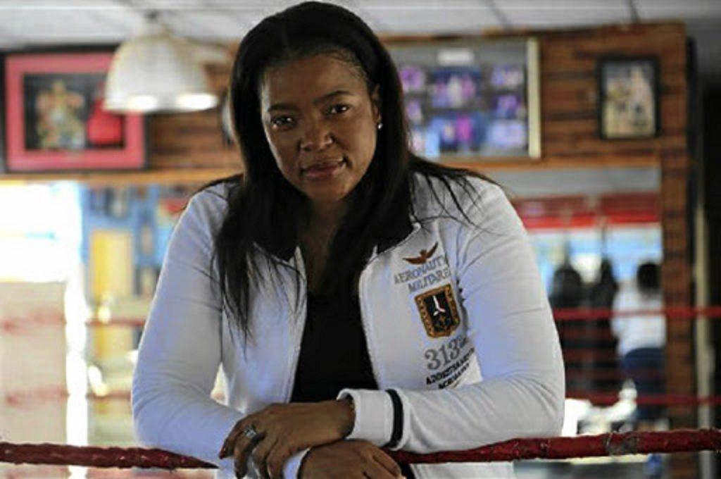 Afrique du Sud: Mbali Zantsi «Don Queen», première promotrice de boxe professionnelle