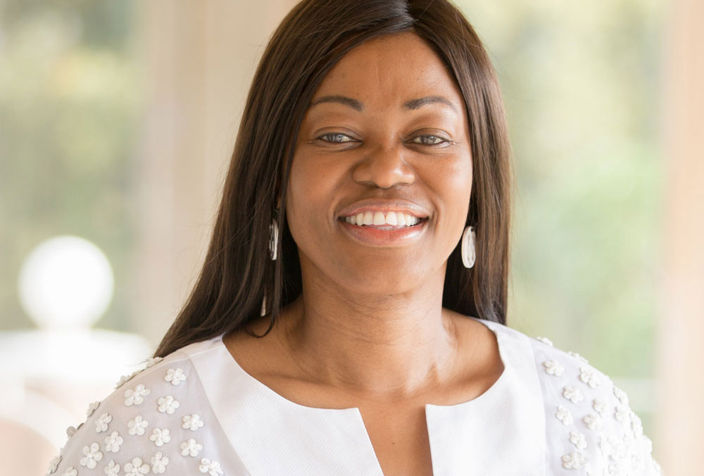 Tsitsi Masiyiwa, lauréate du « Champions for Change Award for Leadership »