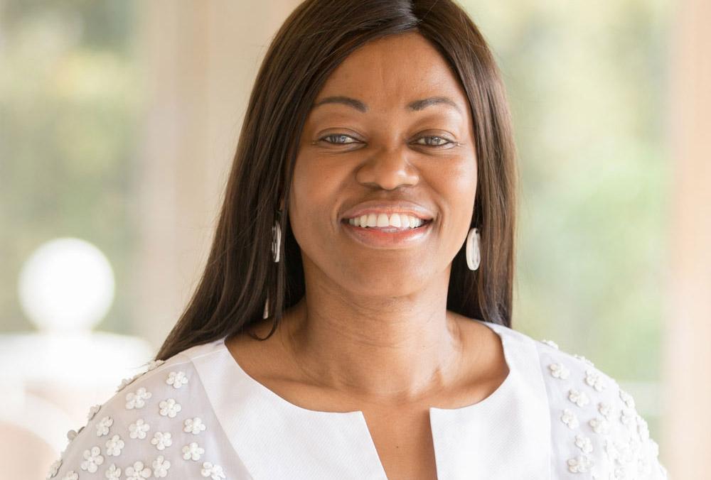 Tsitsi Masiyiwa, lauréate du «Champions for Change Award for Leadership»