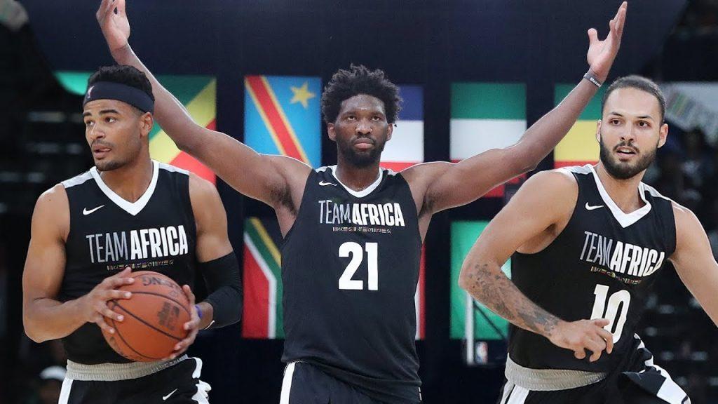La nouvelle chaîne YouTube «NBA Africa» diffusera des matchs de la NBA