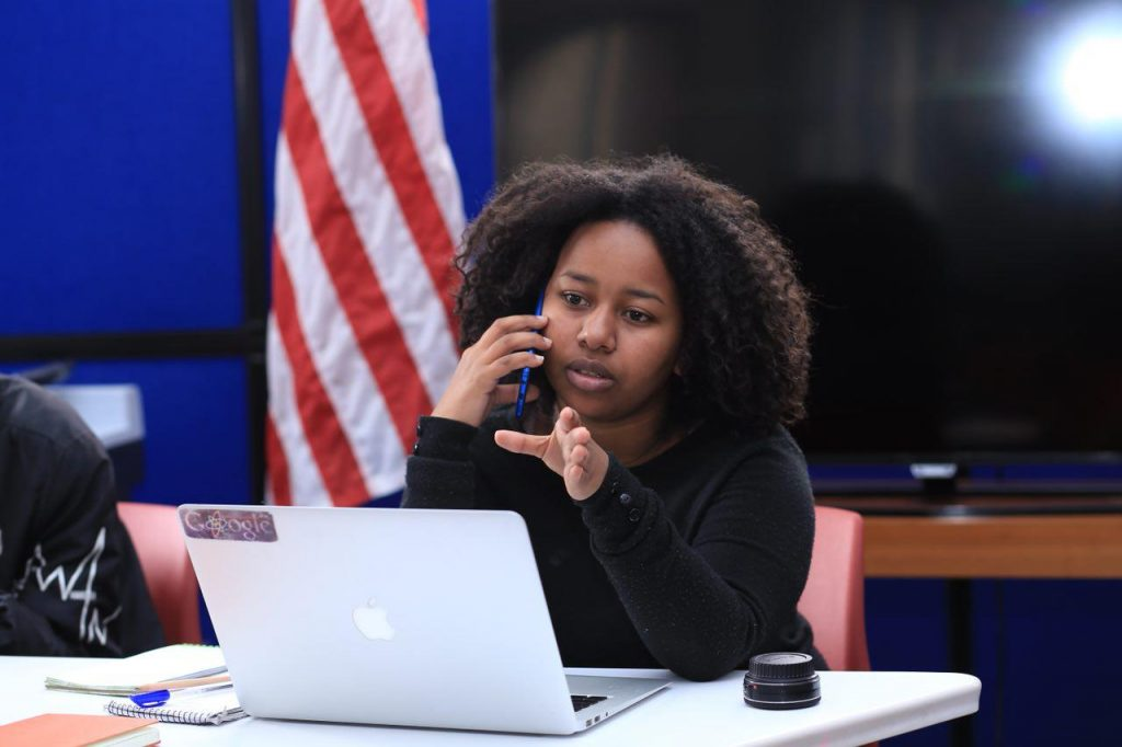 Éthiopie: Betelhem Dessie,19 ans, surdouée de la technologie