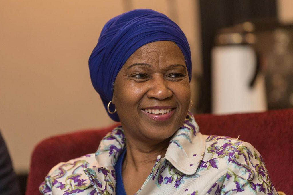 ONU Femmes: Phumzile Mlambo-Ngcuka,lauréate du «LionHeart Award 2019»