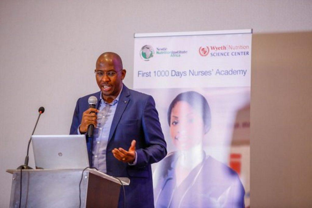 Ng'entu Njeru nommé Directeur général de Nestlé en Afrique de l'Est