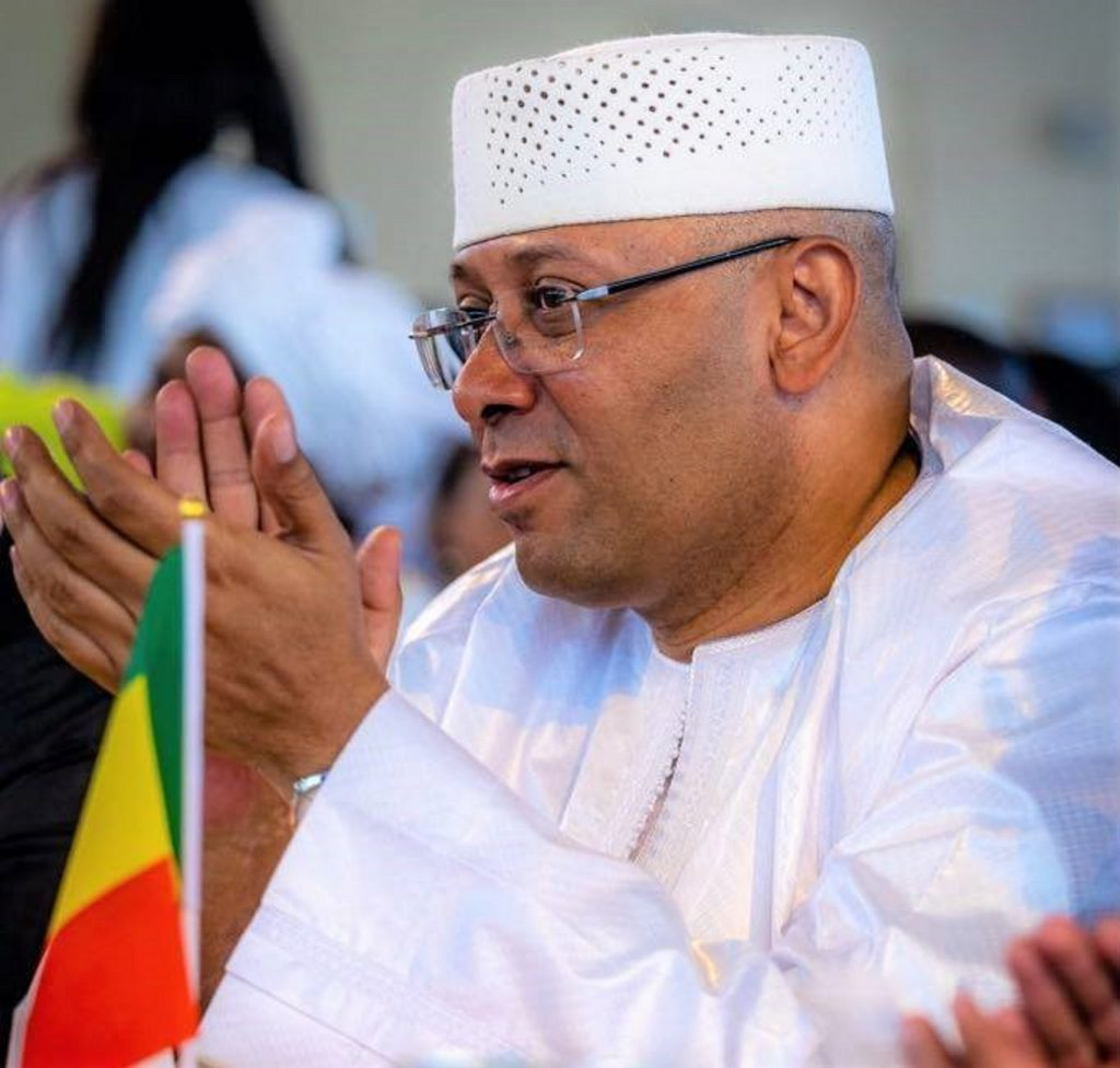 Mali: Mamadou Igor Diarra nommé Directeur régional du groupe Bank Of Afria UEMOA