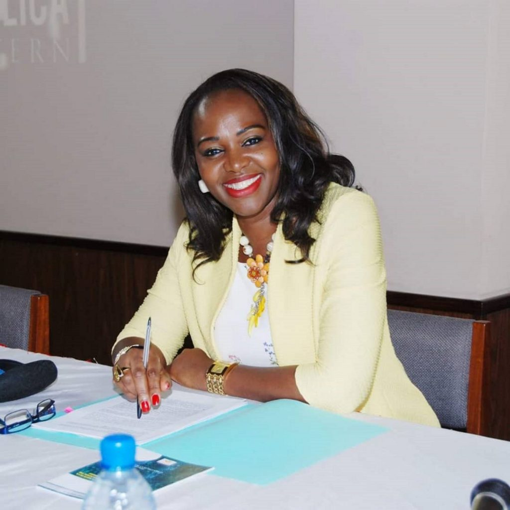 Nicole Ntumba Bwatshia: « Je suis dans la recherche permanente du travail bien fait »