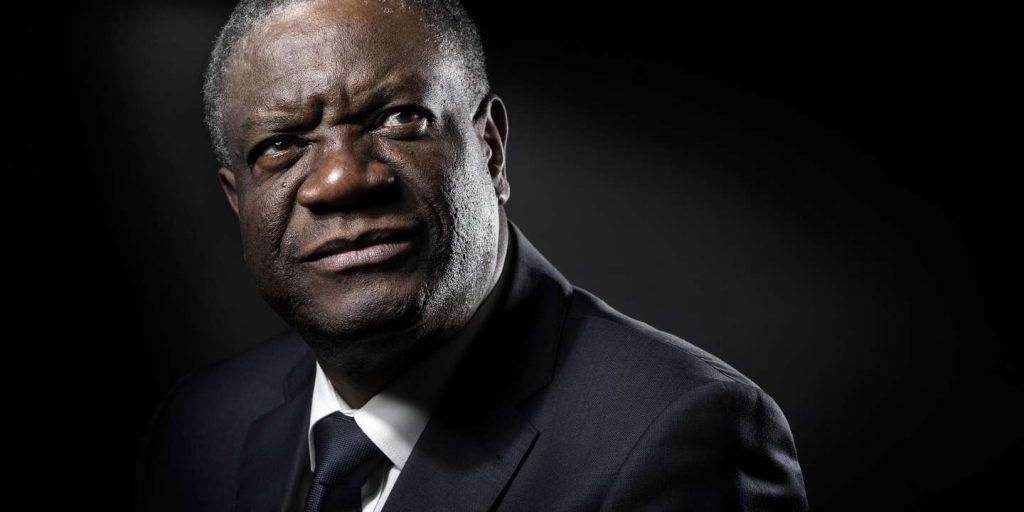 France : L'ENA compte désormais une «promotion Denis Mukwege»