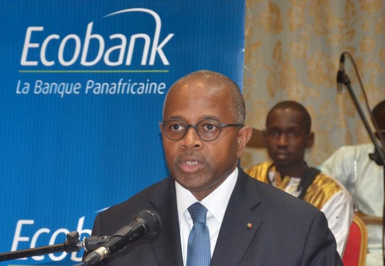 Le sénégalais Cheick Travaly,nouveau directeur général d'Ecobank Kenya