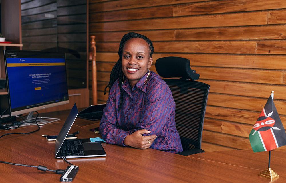 Kenya : Janet Maingi nommée Country Director d'Andela