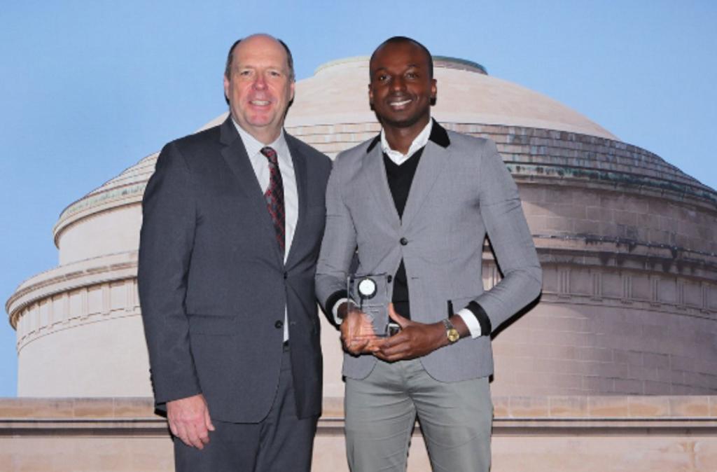 USA: Ibrahim Cissé, lauréat du prix «Everett Moore Baker Memorial»