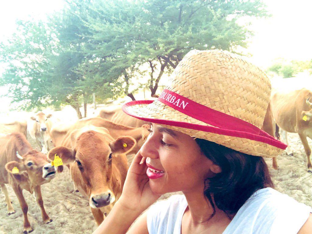 Botswana: Nonny Penelope Wright, 30 ans, productrice laitière et entrepreneure