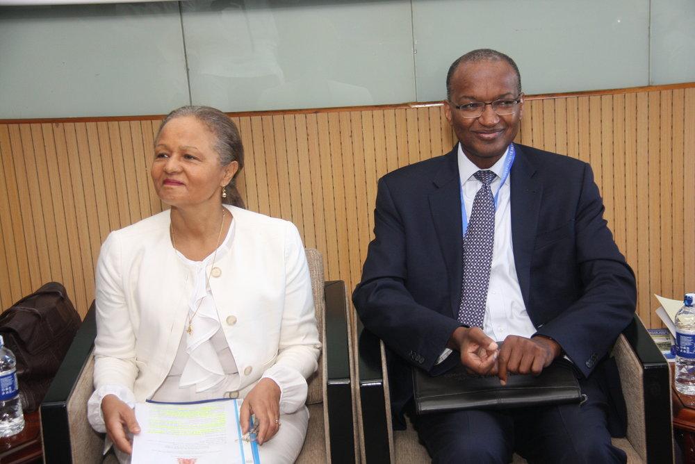 Banque centrale du Kenya: Sheila M'Mbijjewe et Patrick Njoroge reconduits pour 4 ans