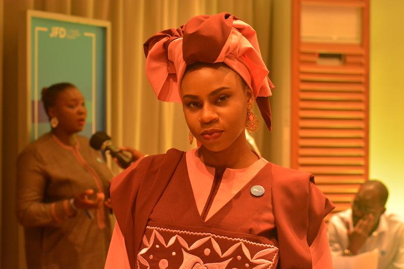 Sénégal: Nafissatou Diouf, 22 ans, co-fondatrice du «Passeport de santé» Senvitale