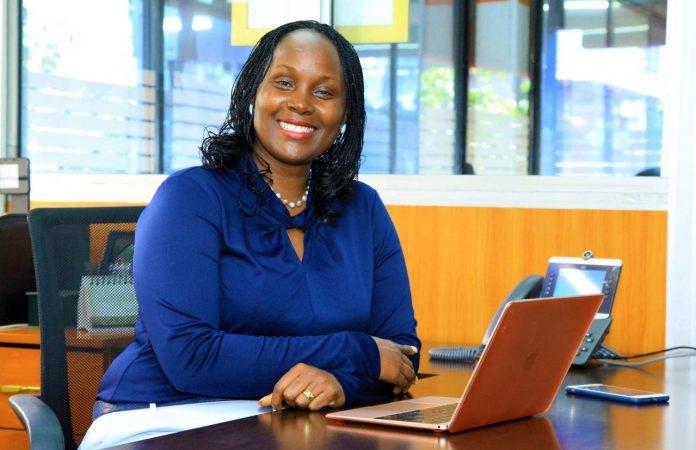 Nancy Matimu,nouvelle Vice-présidente de MasterCard Afrique