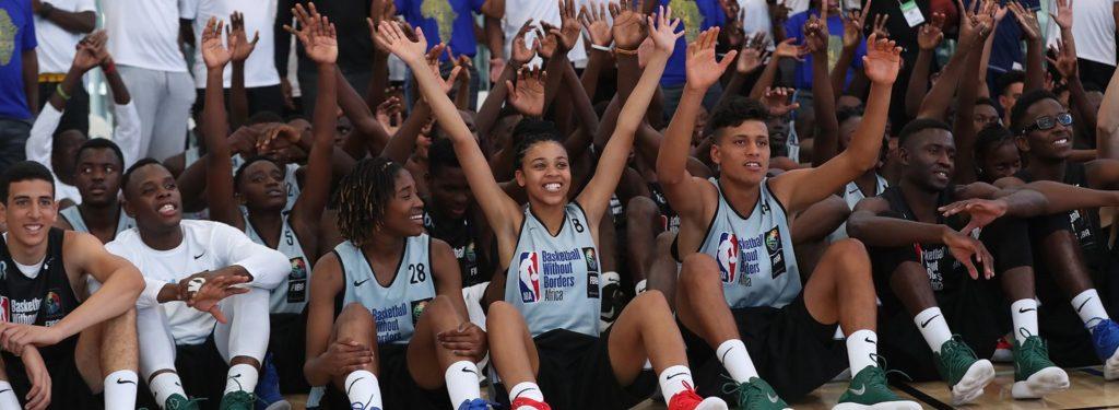 La 17ème édition du «Basketball without Borders Afrique» aura lieu au Sénégal