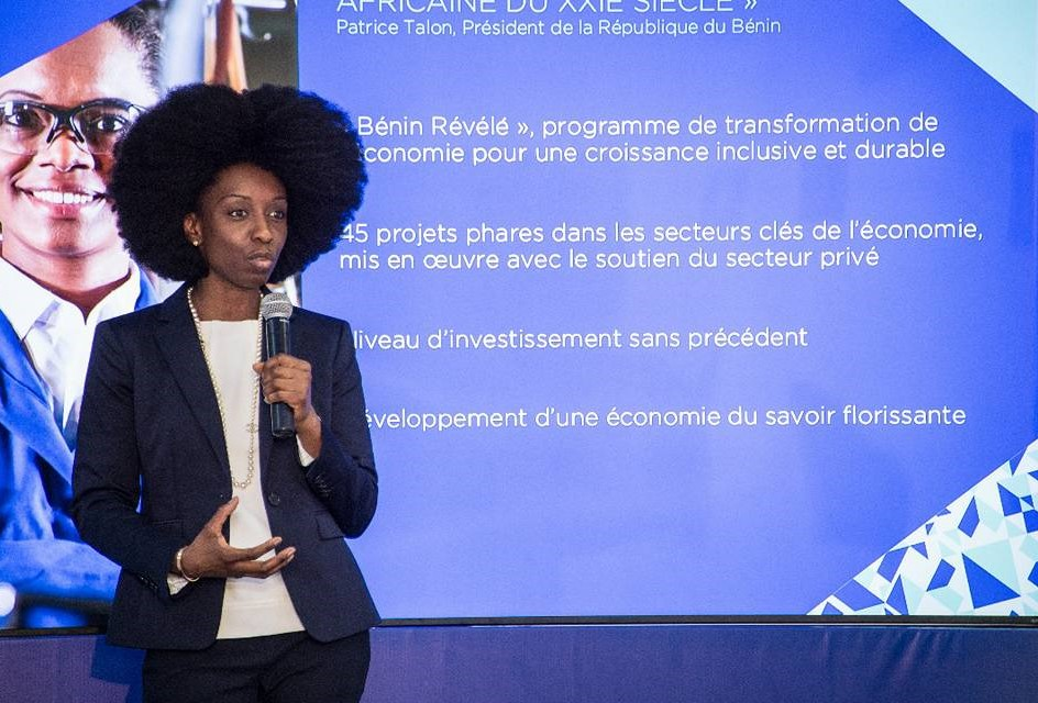 Bénin: Claude Borna au coeur de l'innovation entrepreneuriale