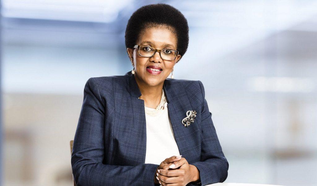 Afrique du Sud Nolitha Fakude, nouvelle présidente du conseil d'administration d'Anglo American