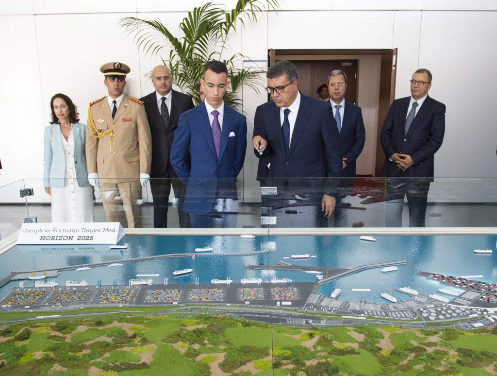 Maroc: les chiffres clés de Tanger Med, le plus grand port d'Afrique en volume de conteneurs