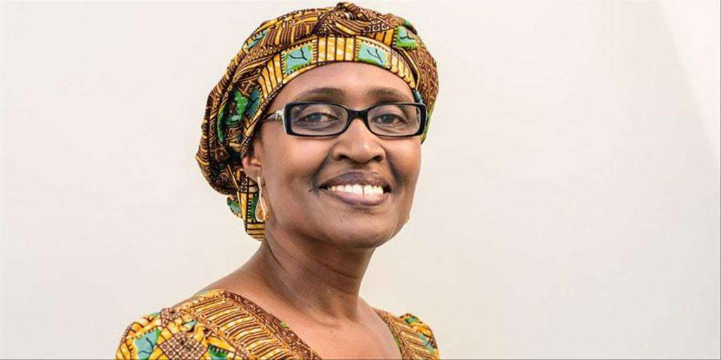 Winifred « Winnie » Karagwa Byanyima nommée Directrice exécutive d'ONUSIDA